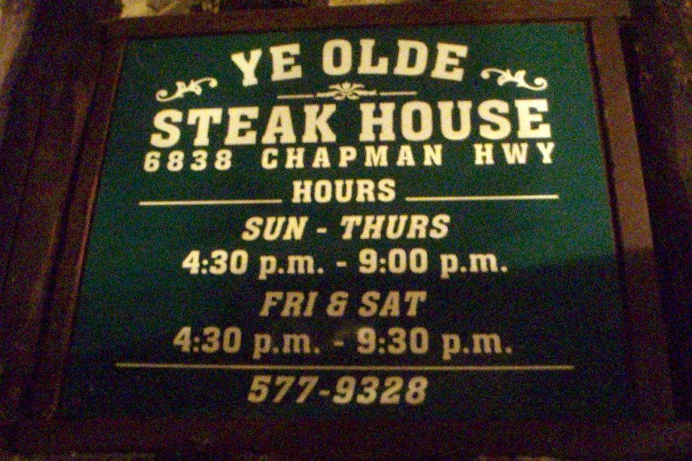 Ye Olde Steak House