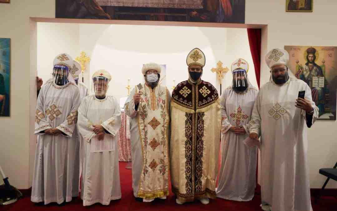 Ordination of Fr. Theodore Rizkalla