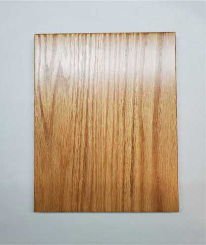 Solid Oak 8x10