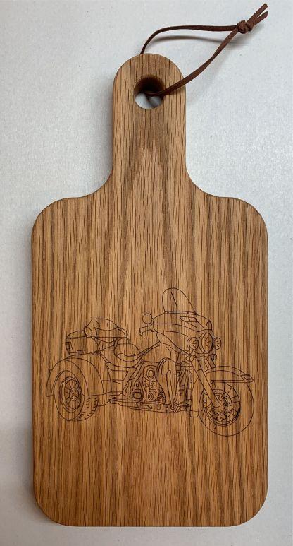 Large Trike Cutting Board
