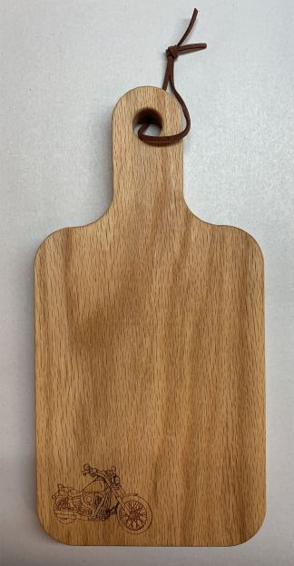 Wide Glide Cutting Board