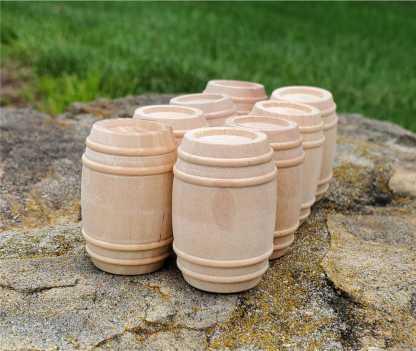 Load of Pickle Barrels 2
