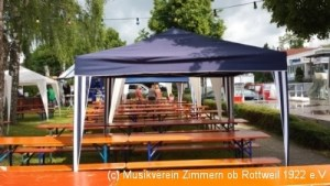 Kreisverbandsmusikfest in Frittlingen