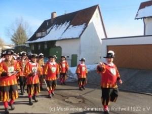 Kreisverbandsmusikfest in Frittlingen