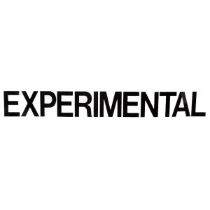 Die Cut Experimental Transfer Sticker