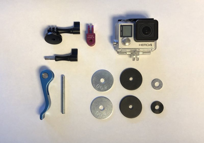 DIY GoPro Tie Down Ring Mount