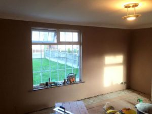 Our Plastering Work