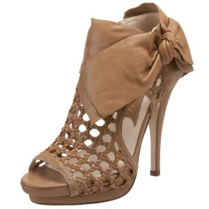 In love with heels but baby, we've got to part.