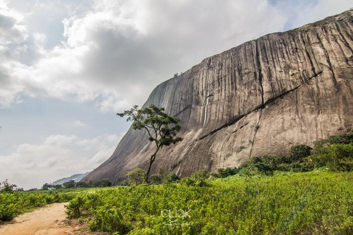 The Mighty Zuma Rock