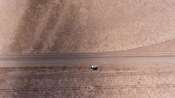 Chalbi Desert, Marsabit County.