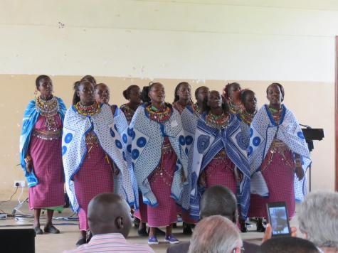 Maasai women at Renewal 2027