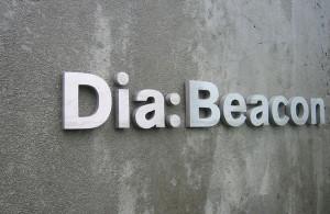 DIA Beacon sign