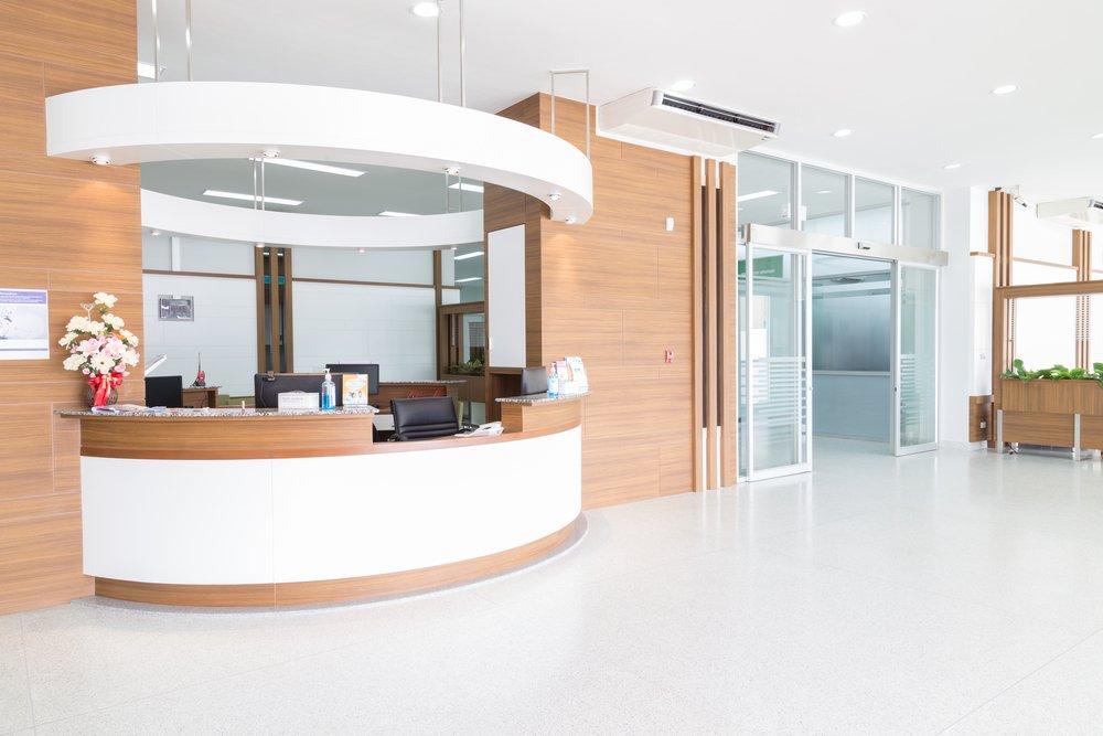 Medical Office Front Desk