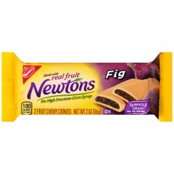 FIG NEWTON SINGLE SERVE 2 OZ