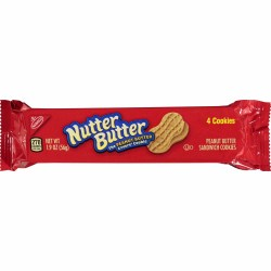 NUTTER BUTTER SINGLE SERVE