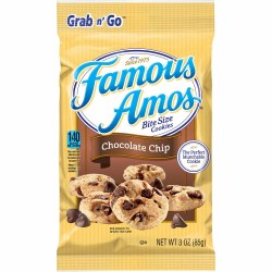 FAMOUS AMOS CHOCOLATE CHIP 3 OZ