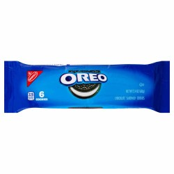 OREO SINGLE SERVE COOKIE 2.4 OZ