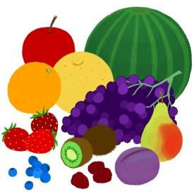 Fr_Food Vocab fruits