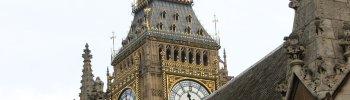 Royal Weddings, Clocks, and Trains – in London
