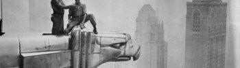 decoarchitecture: Gargoyle, Chrysler Building, NYC, New York Much as I love these gargoyles, I don't