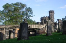 Old Calton Cemetery, Edinburgh