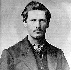 A Young Wyatt Earp