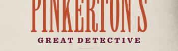 REVIEW: PINKERTON'S GREAT DETECTIVE by Beau Riffenburgh