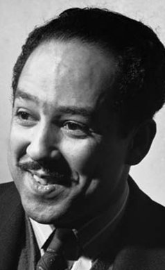 ca. 1925-1965 --- Langston Hughes --- Image by © CORBIS