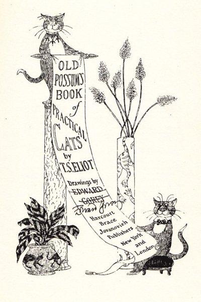 Illustrations by Edward Gorey