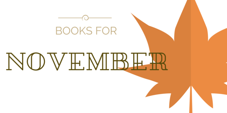 BOOKS FOR nov