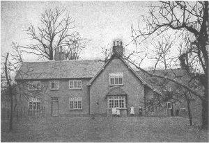 Eliot's birthplace, Arbury Farm