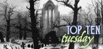 Top Ten Tuesday: Ghostly winter reads