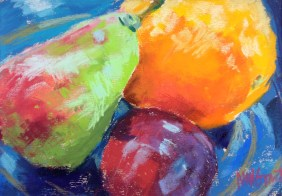 "Fruit Salad 13"" x 10"")"