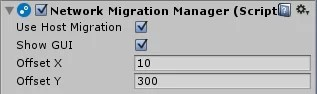 Network Migration Manager