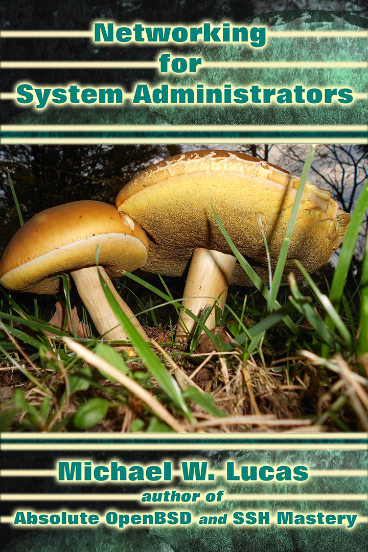 Networking for System Administrators cover