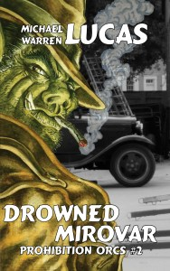 Drowned Mirovar cover