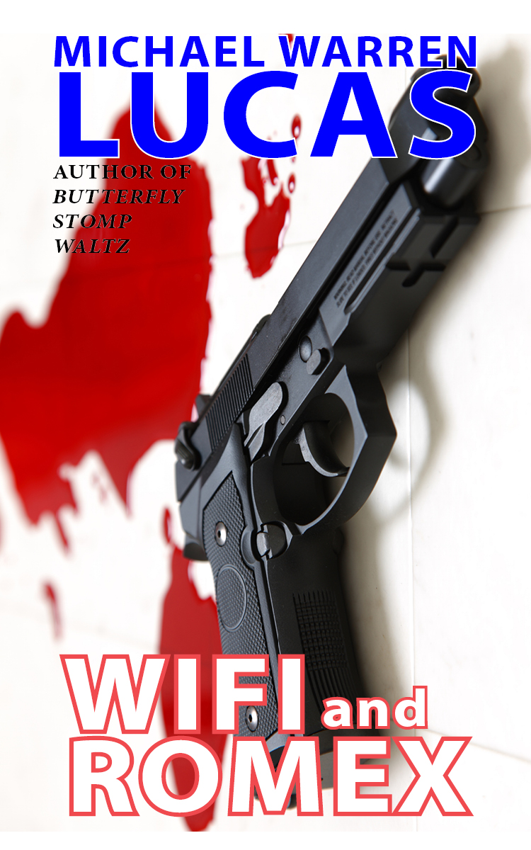 Wifi and Romex cover