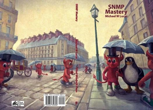 SNMP Mastery wraparound cover