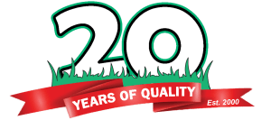 lawn care and landscape maintenance for 20 years