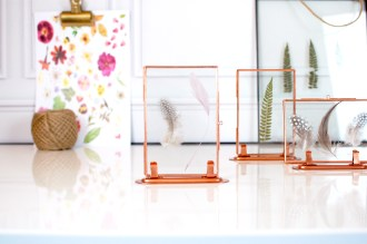 Copper scandi Frame 3 £14.95 www.madewithlovedesigns.co.uk