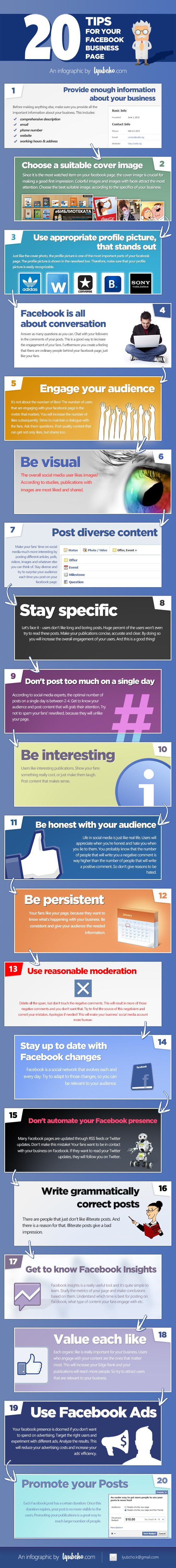 Facebook-Business-Page-Tips-and-Advice_Infographic