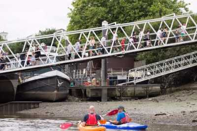 MW marketing Website Portfolio Chiswick Pier Trust