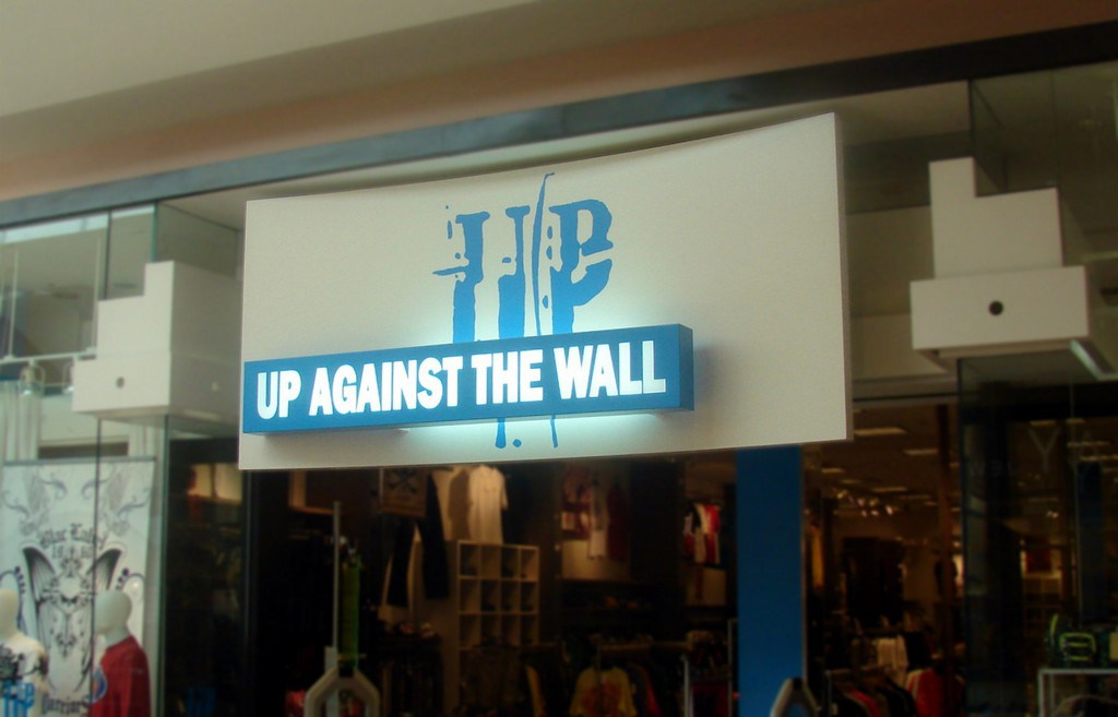 Forgotten: Up Against the Wall