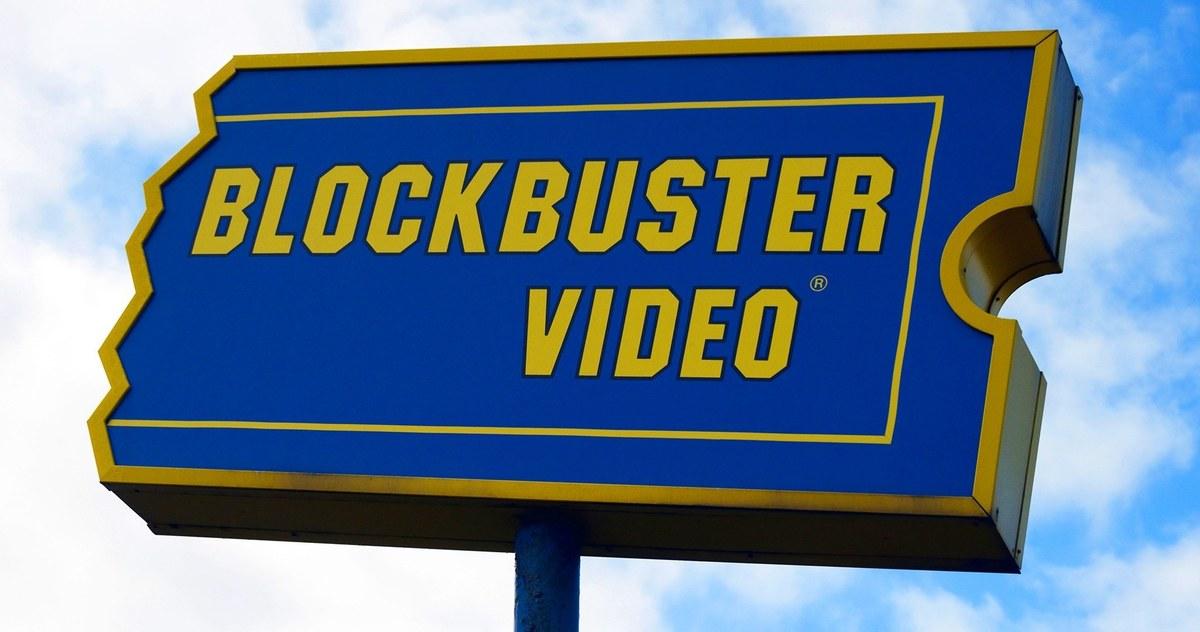 Forgotten: Blockbuster Video