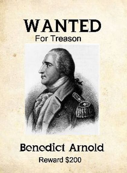 America's First Villian: Benedict Arnold - Mistakes Were Made
