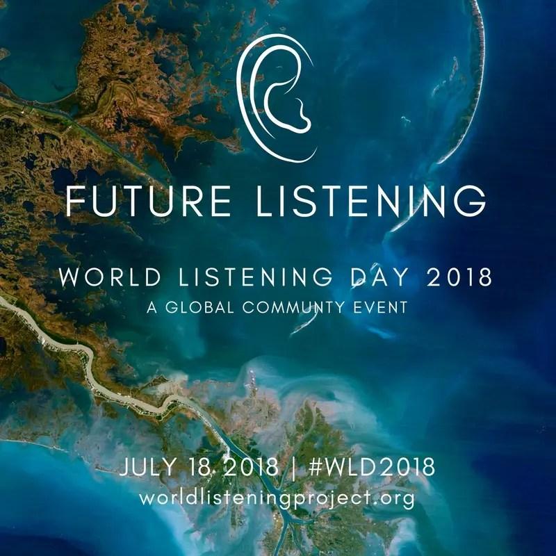 "World Listening Day ""Future Listening"" July 15 | Indiana Dunes National Lakeshore"