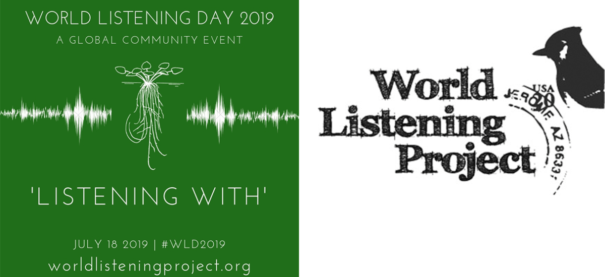 World Listening Day 2019: Listening With