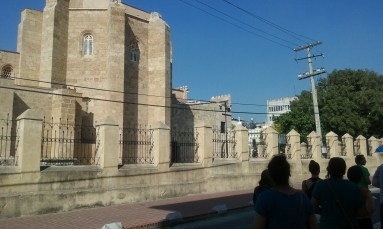 First Spanish Cathedral in the Caribbean