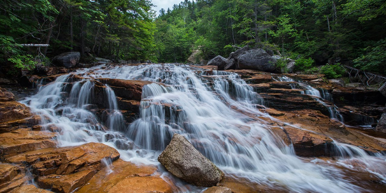Lost Waterfalls of the White Mountains