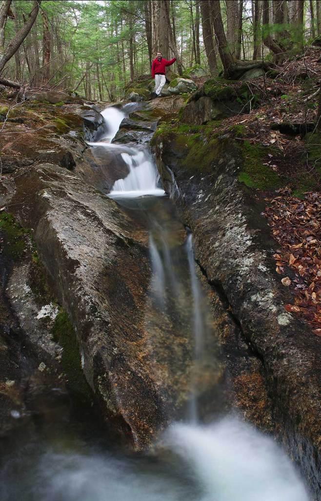 Loon Pond Mountain Cascades, Lincoln